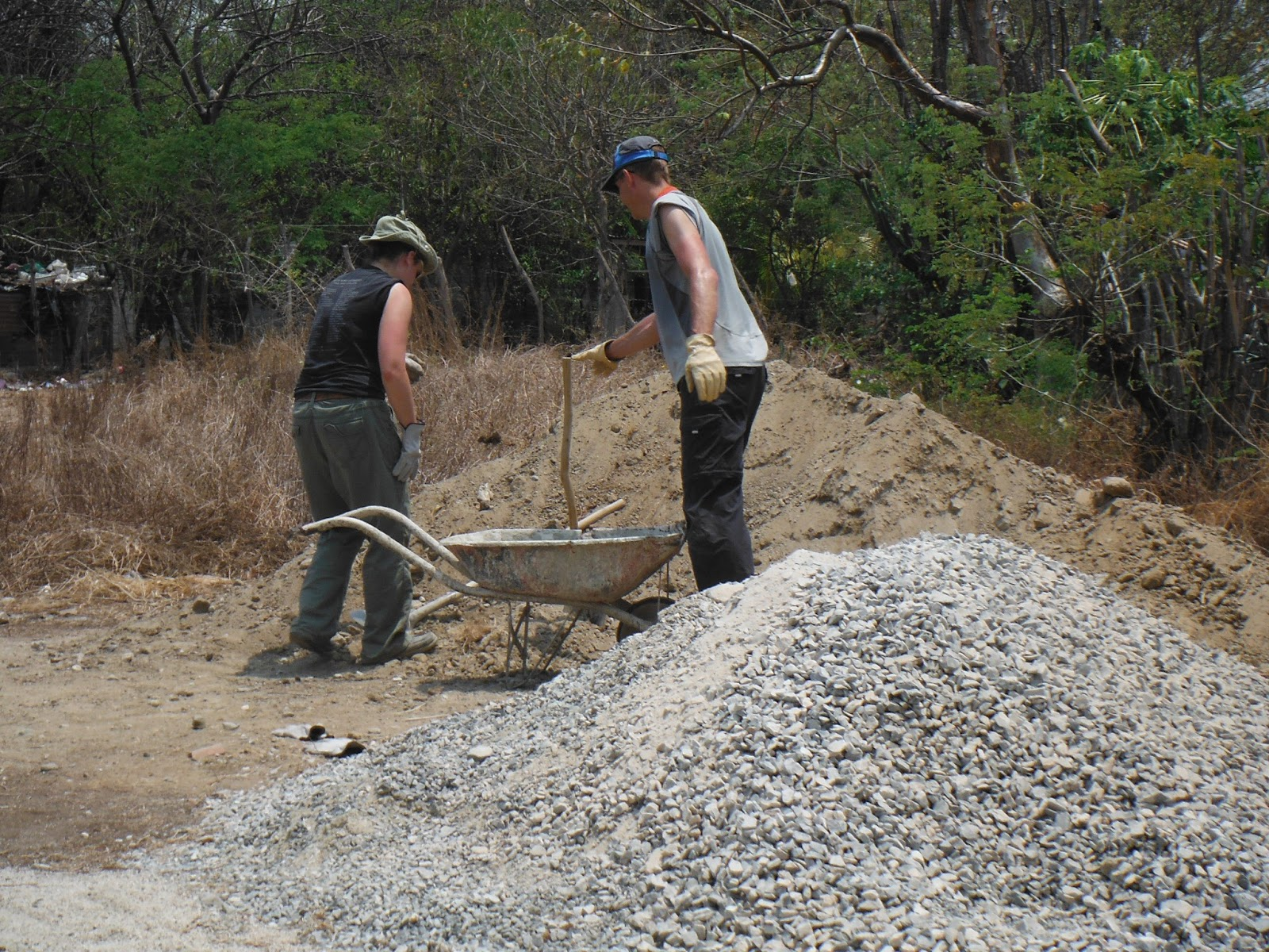 Guatemala Build 2013 Day 3 Fun In The Sun